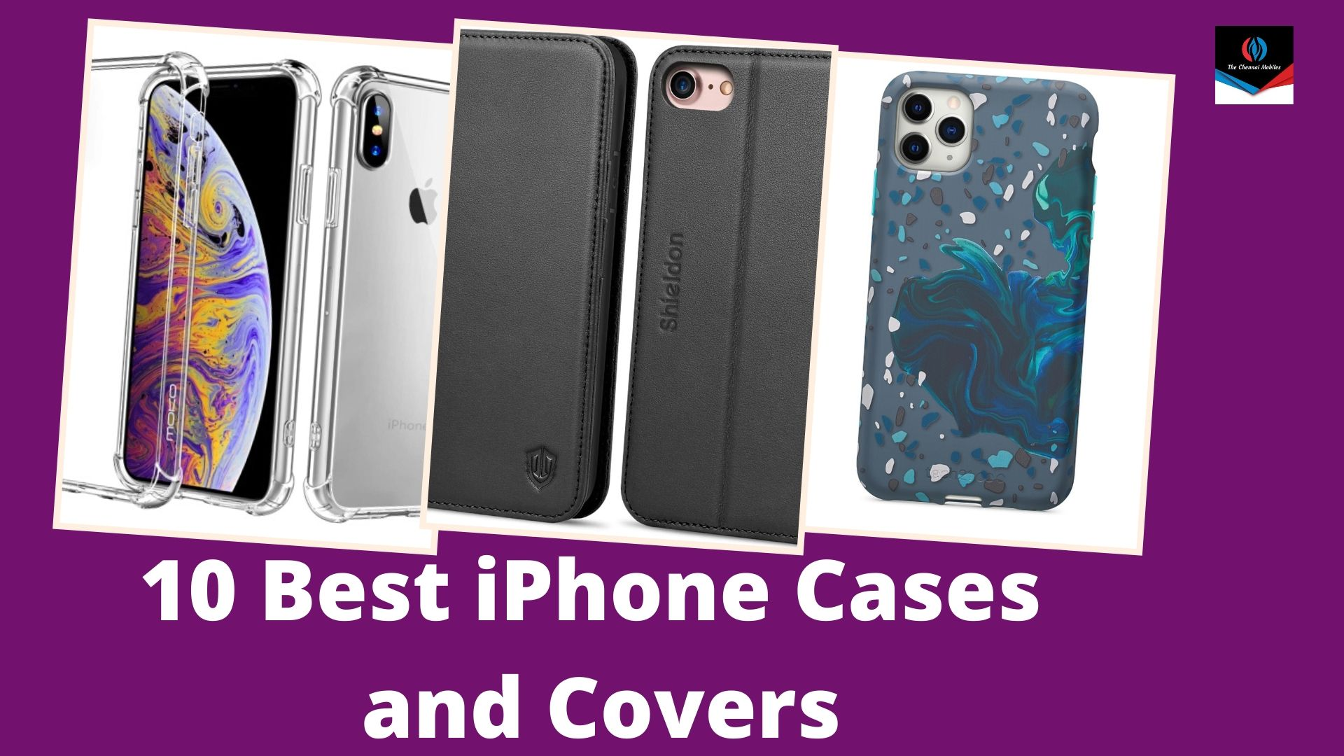 10 Best iPhone Cases and Covers