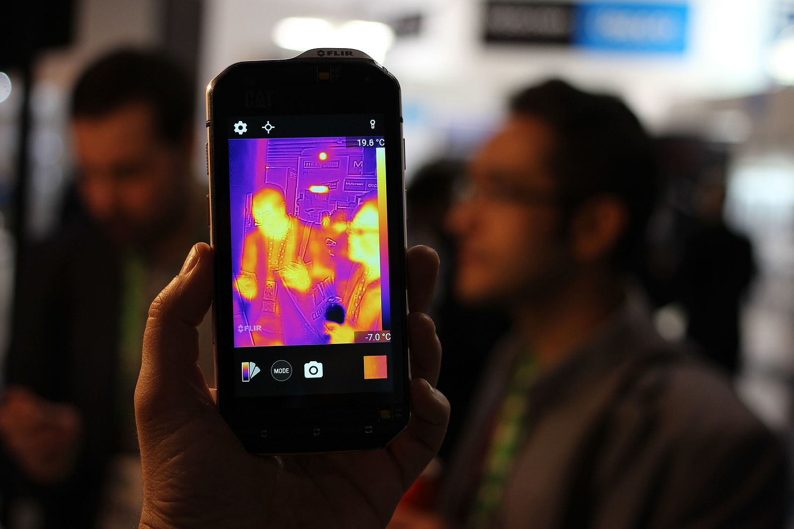 Thermal Cameras are Preventing COVID-19 from Spreading further
