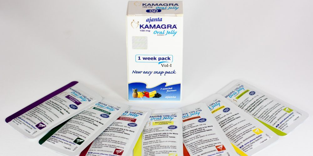 Benefits of Consuming Kamagra Oral Jelly