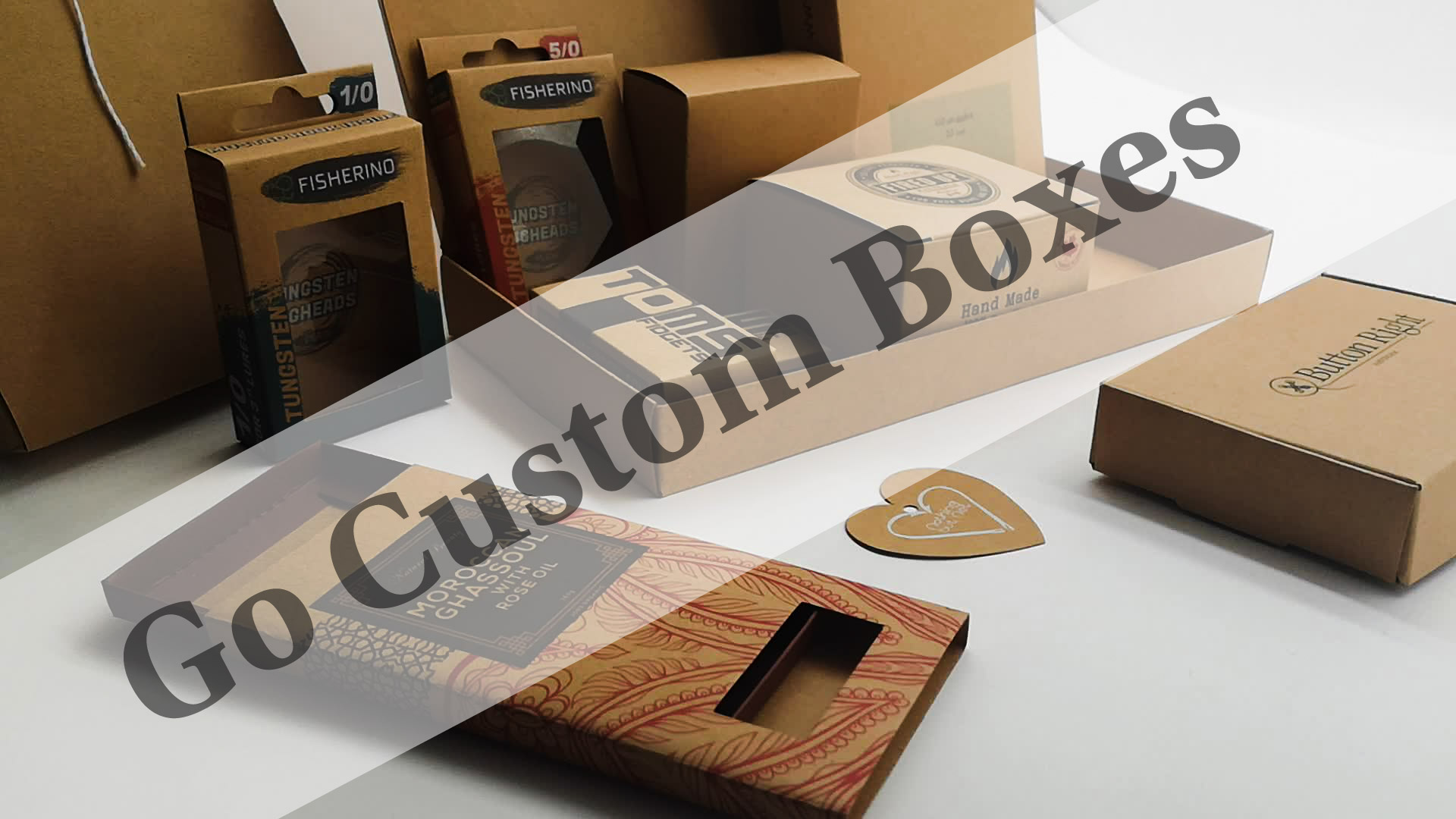 In what Businesses Kraft Boxes are Utilized Mostly