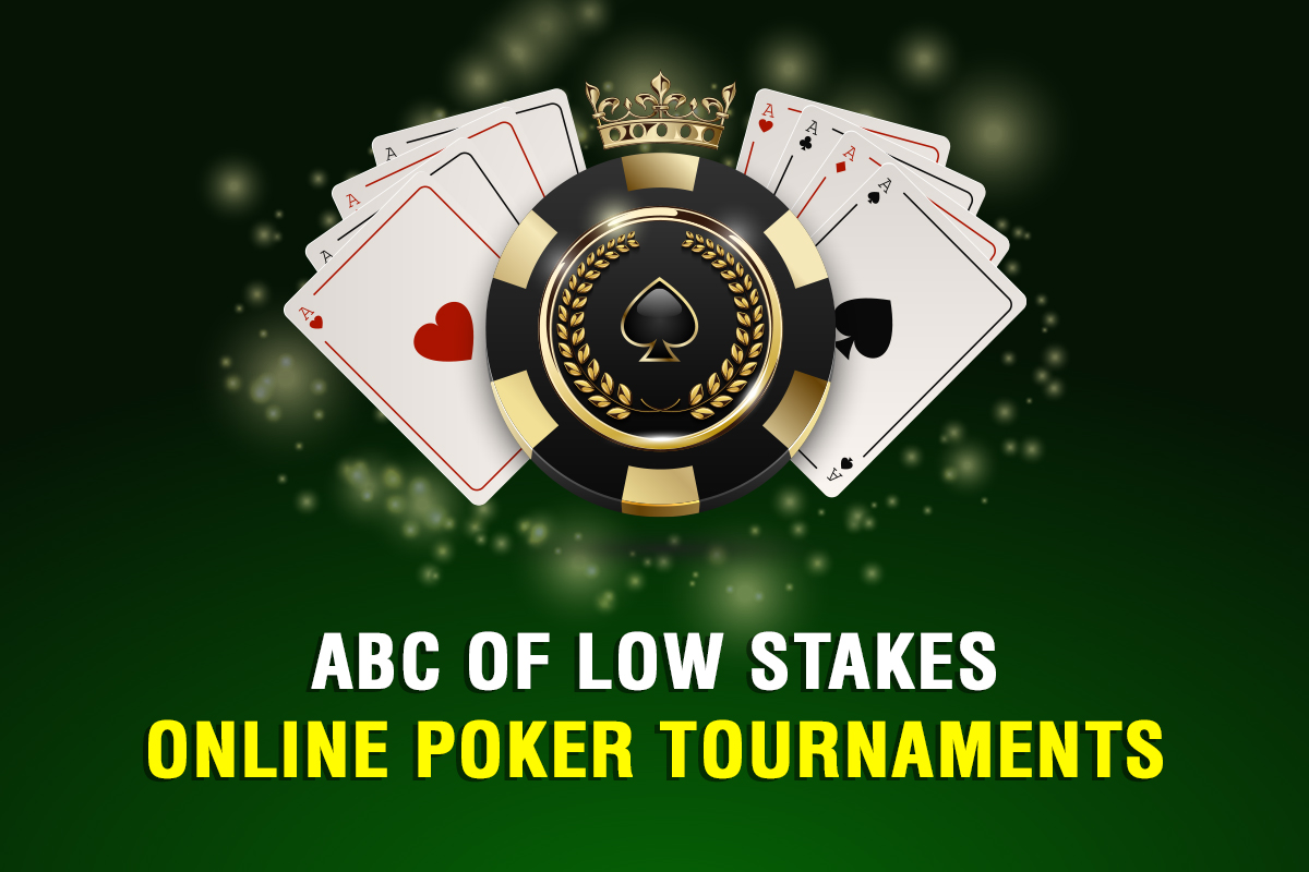ABC of Low-Stakes Online Poker Tournaments