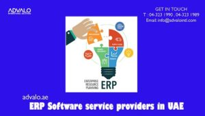 ERP services and solutions in Dubai