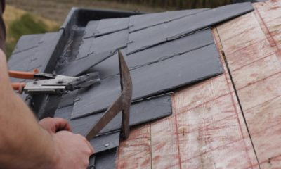 slate roofing hawthorn