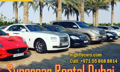Supercar Rental Dubai