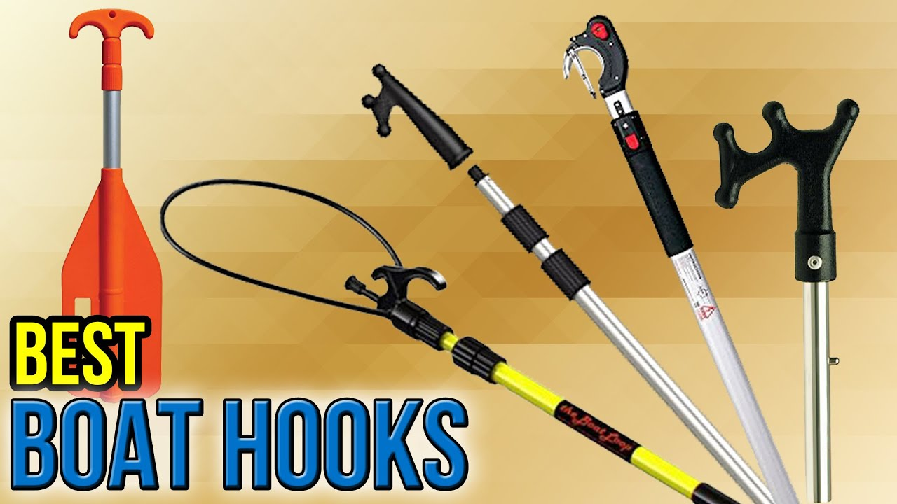 Boat Hook – Dangerous For First Mate