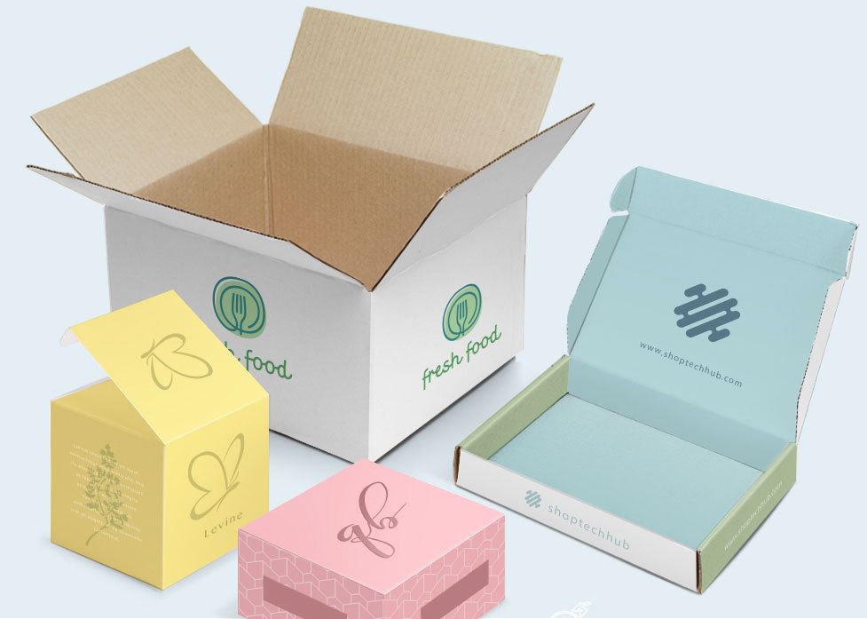 Custom Product Boxes