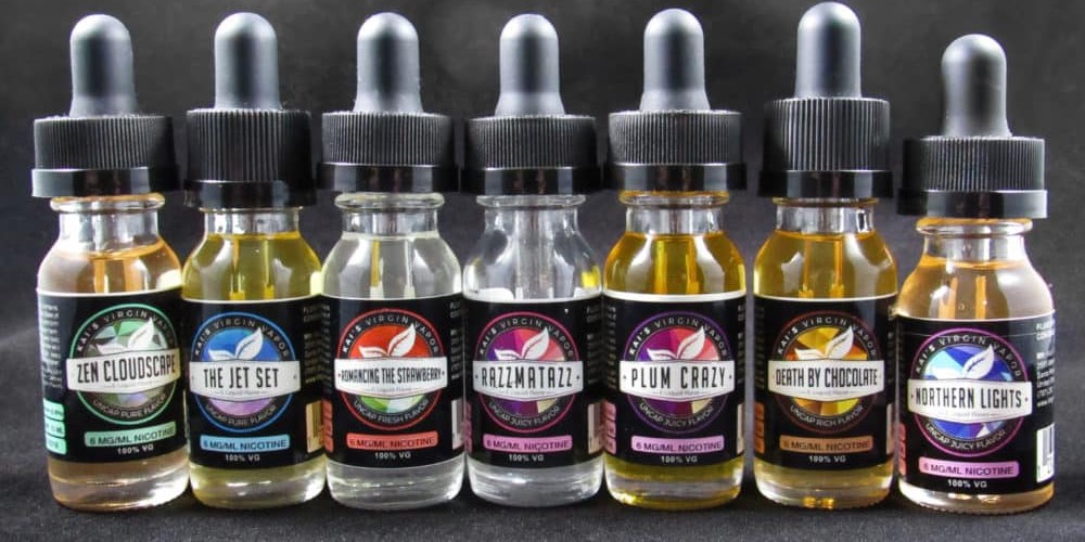 Everything About The Health Beneficial Organic E-Juice