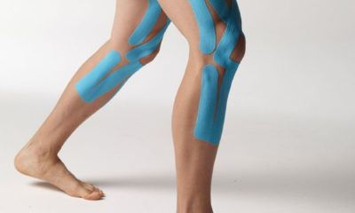 Kinesiology Tape for Knee Support