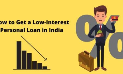 Low Interest Personal Loan In India