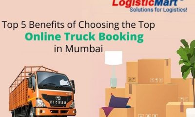 Online Truck Booking in Mumbai- LogisticMart