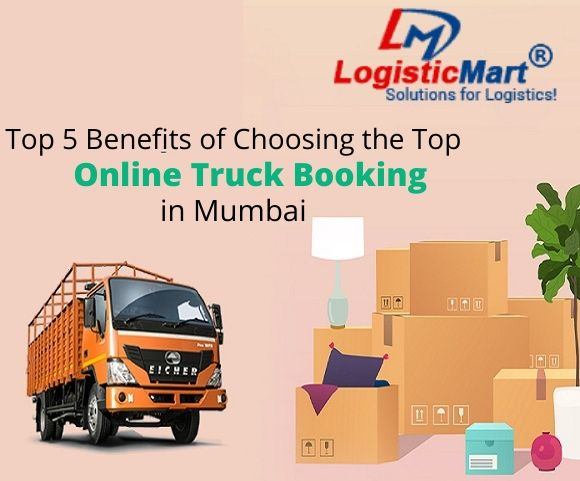 5 Tips to Approach Online Truck Booking Companies in Mumbai