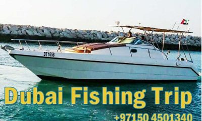 Deep Sea Fishing Charters Dubai