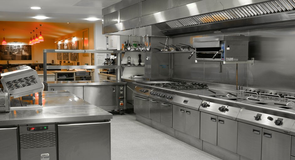 Commercial Kitchen Equipment For Tomorrow's Restaurant & Industrial Kitchens