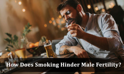 How Does Smoking Hinder Male Fertility