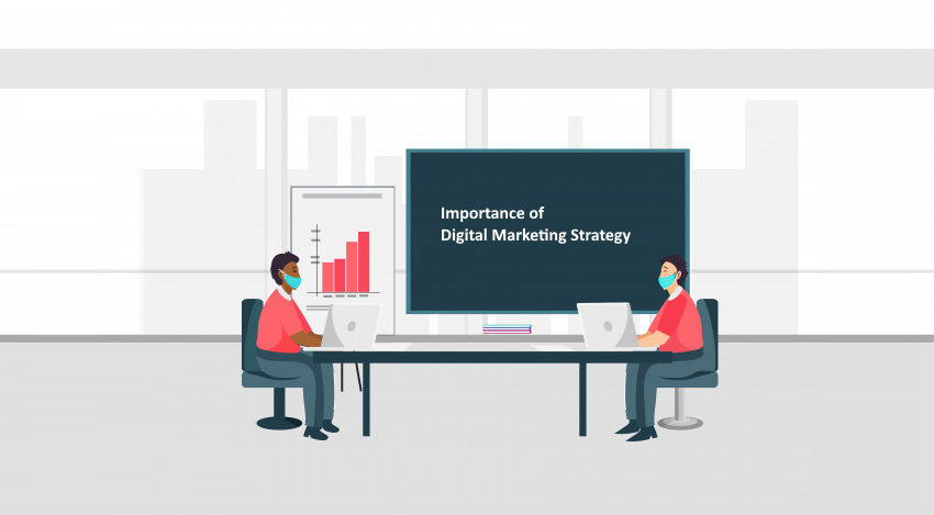 Importance of Digital Marketing Strategy in COVID19 Pandemic