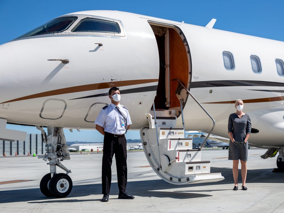 What is The Future Of Private Jet Travel in The COVID-19 Era?