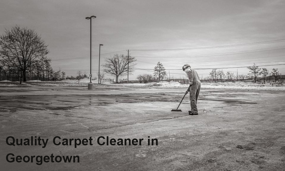 Why Local Carpet Cleaning Is Best?