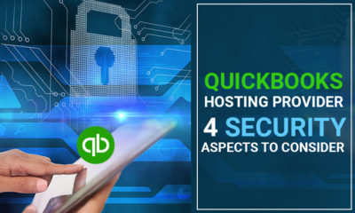 QuickBooks Hosting Provider 4 Security Aspects to Consider