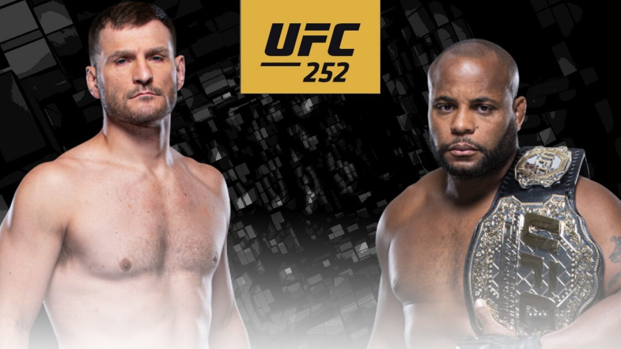 UFC 252 Which is Set to Be Headlined by Stipe Miocic