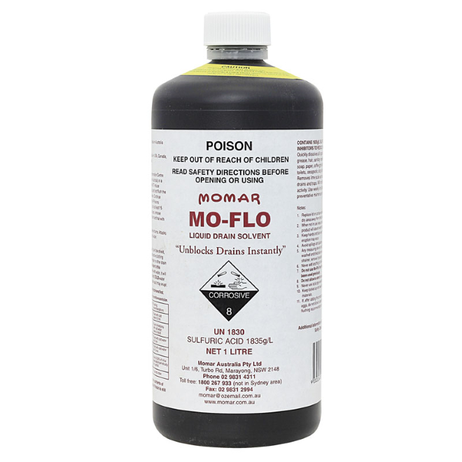 Chemical Drain Cleaners What You Need To Know