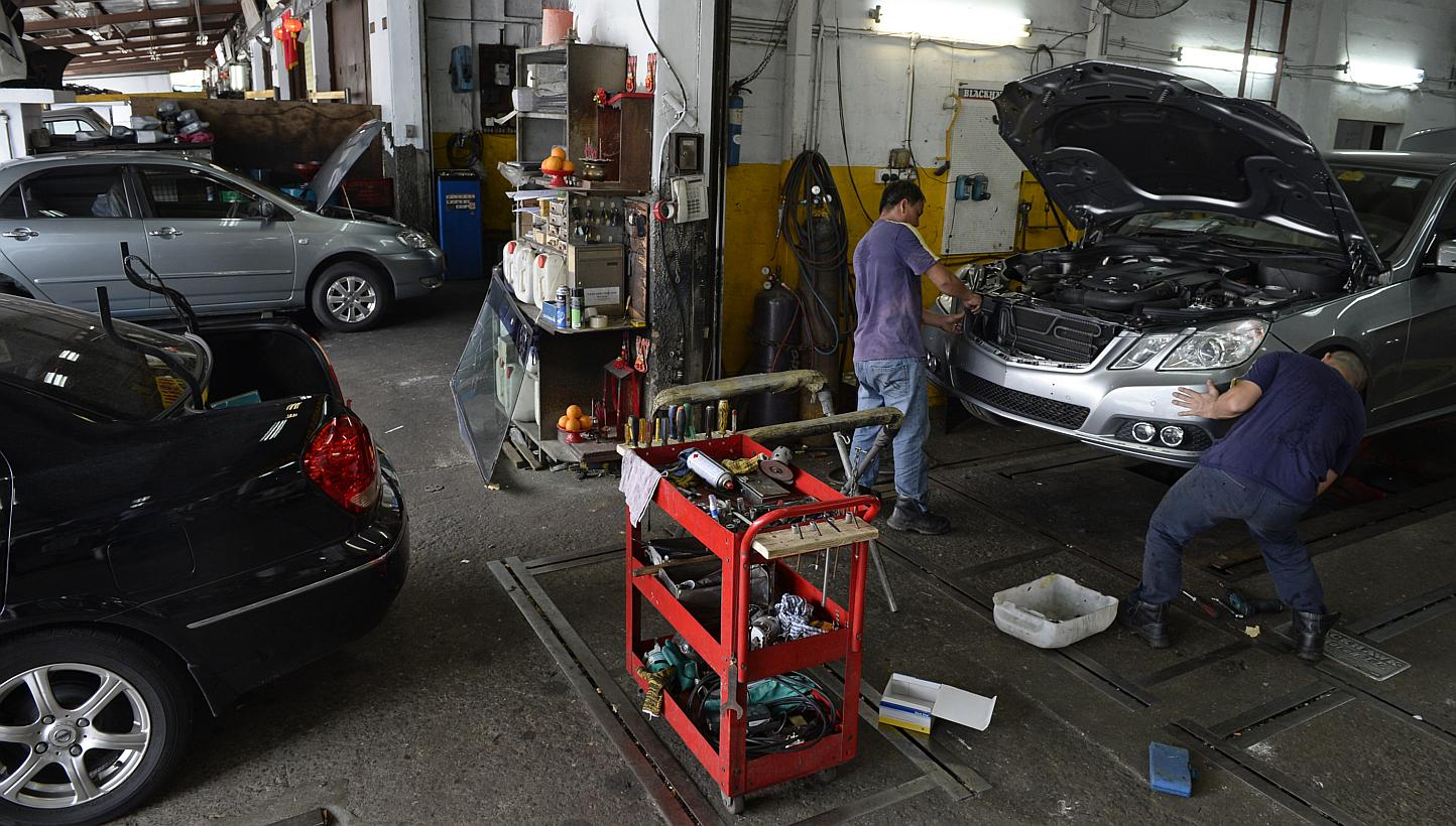 What Are the Essential Equipments Needed For a Car Workshop?