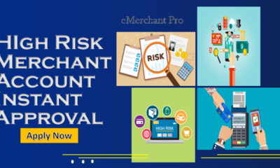 High Risk Instant Approval Merchant Account