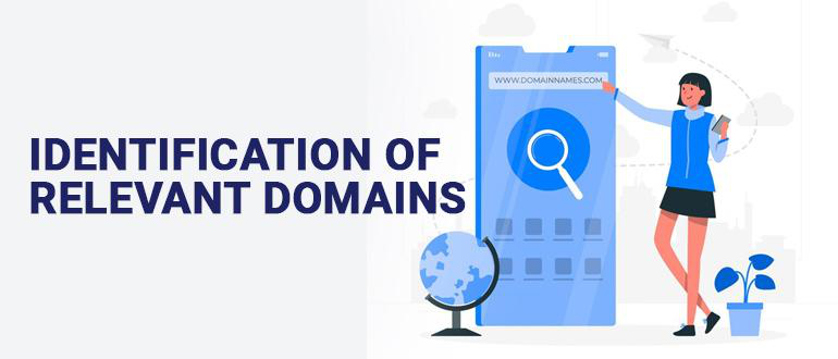 Identification Of Relevant Domains