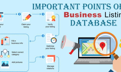 Important Points of Free Business Listing Database(1)