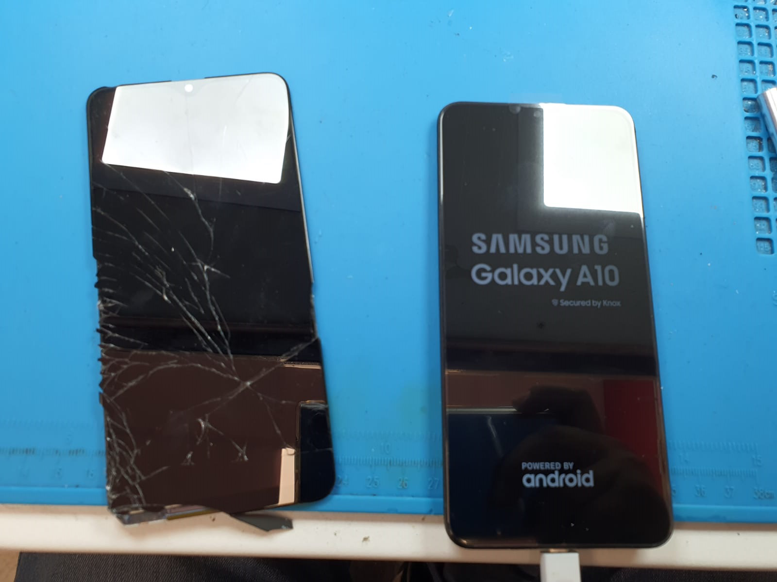 What's Worth Replacing? A Phone Screen or the Phone Itself?