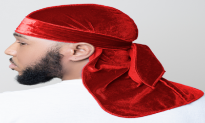 reasons to wear a durag or red velvet durags