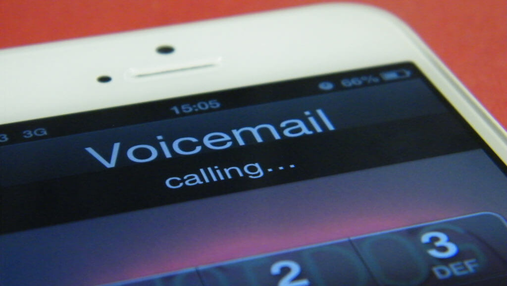 How to remove the voicemails app from google play store