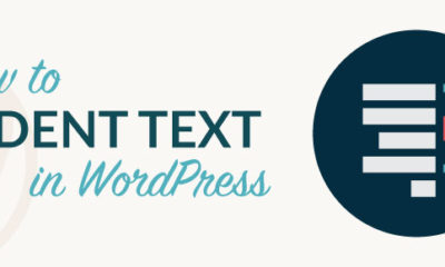 How To Indent In WordPress