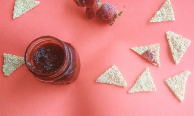 Introducing the Yummiest Strawberry Jam for Dieters