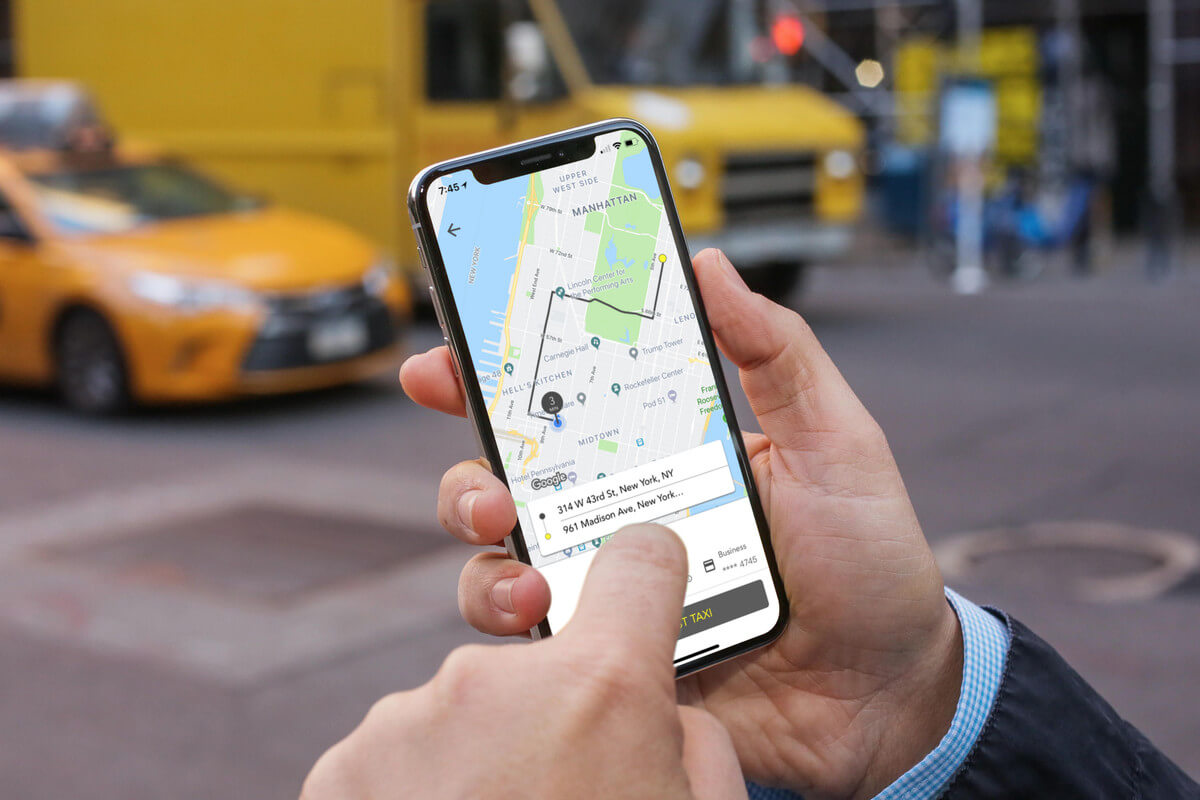 Scale Your Startup Business With Taxi App Development & Driver App