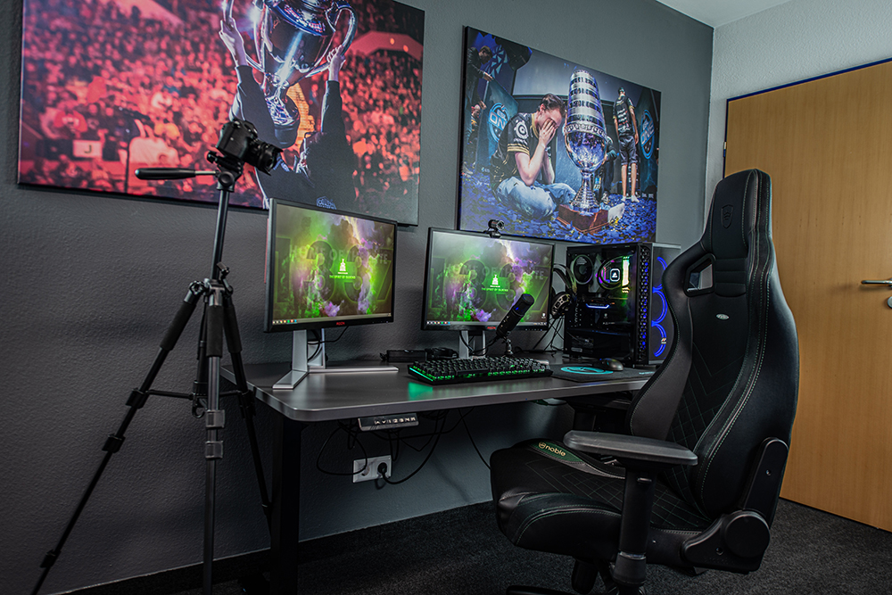 How To Clean Gaming Chair?